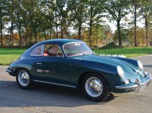 Porsche 356 Brumos