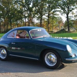Porsche 356B  T5 Brumos