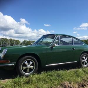 Porsche 912 Irisch green